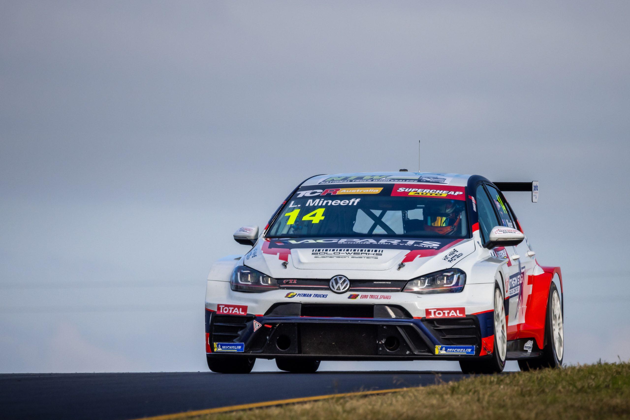 TCR Australia provides perfect yardstick